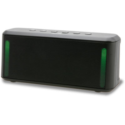 iLive ISB224B Portable Color-Changing Bluetooth Speaker