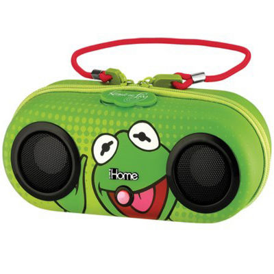 Kiddesigns EK-DK-M13 Kermit the Frog Portable Water Resistant Speaker