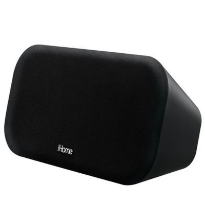 iHome iBT25 Bluetooth Wireless Stereo Speaker System w/ USB Charging Black