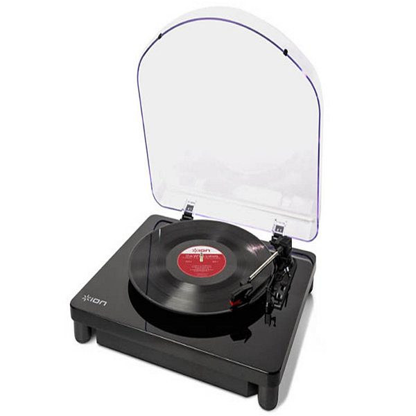ION Classic LP iT47 USB Conversion Turntable for Mac and PC
