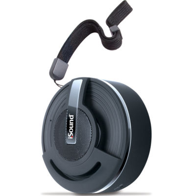 DreamGear iSound Hang On Rechargeable Bluetooth Speaker