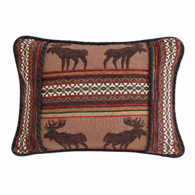 Hiend Accents Rectangular Throw Pillow
