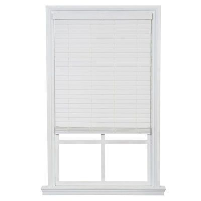 "JCPenney Home™ Cordless & Wandless 2"" Faux Wood Blinds"