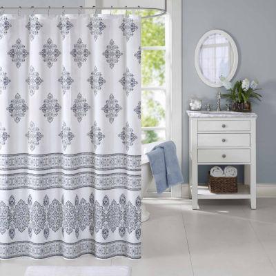 Sanibel Cotton Shower Curtain