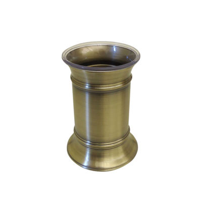 Antique Brass Tumbler