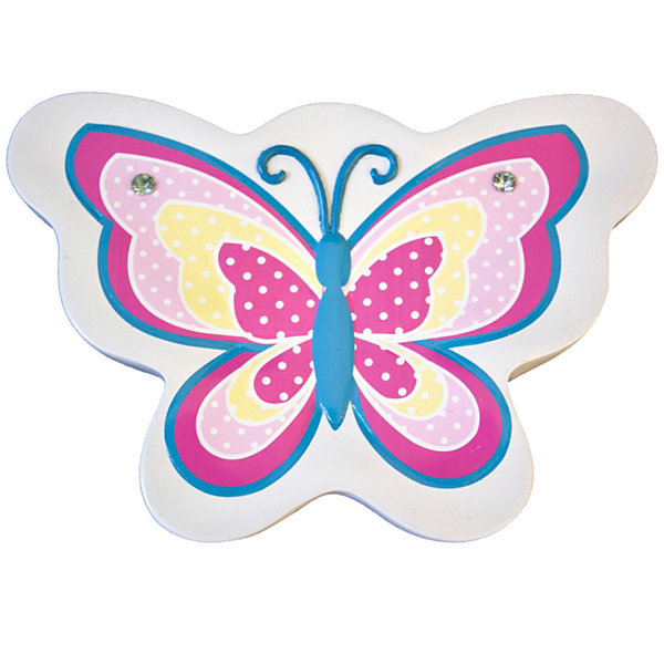 Butterfly Dots  Soap Dish