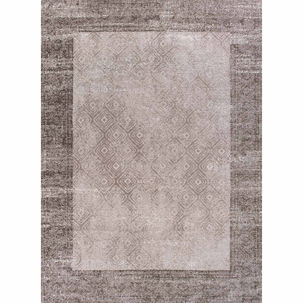 Border Rectangular Rug