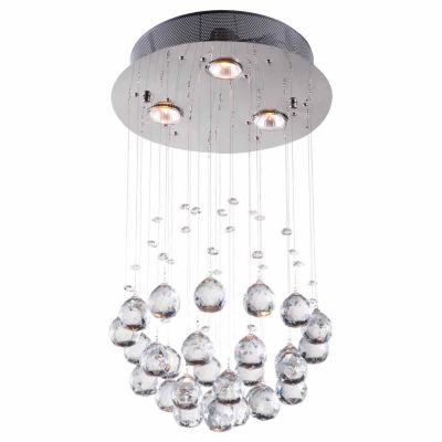 Zuo Modern Pollow Clear Pendant Light