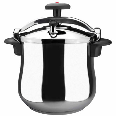 Star B Stainless Steel Fast Pressure Cooker