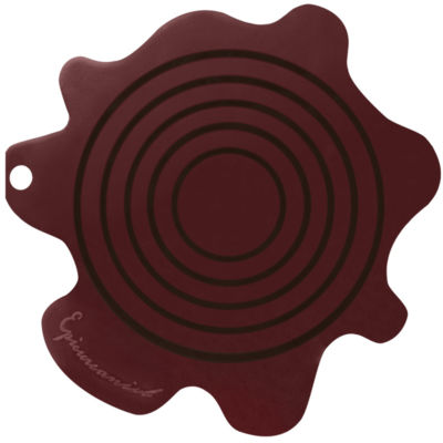 Epicureanist Silicone Splat Coasters Set Of 2