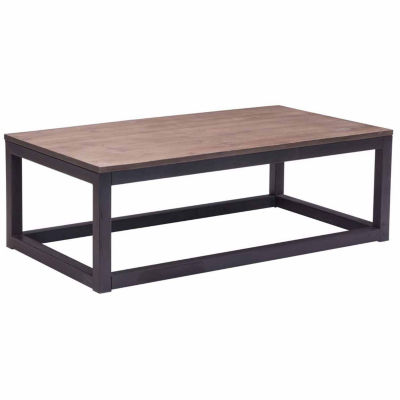 Zuo Modern Civic Center Long Coffee Table