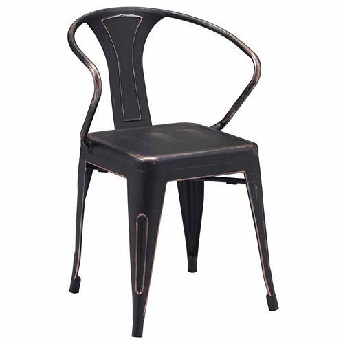 Zuo Modern Helix 2-pc. Side Chair