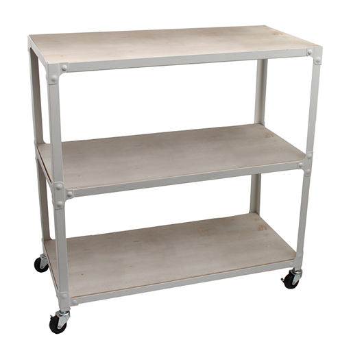 Ezdo 3-Drawer Drawer Storage Cart