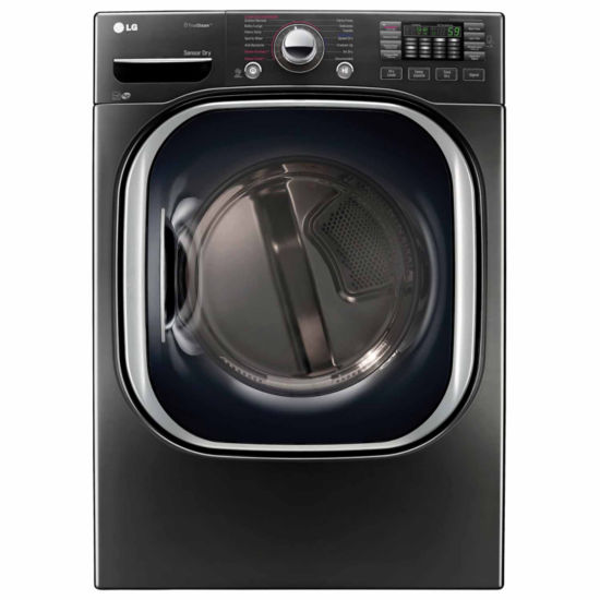 LG ENERGY STAR® 7.4 cu.ft. Ultra Large Capacity TurboSteam™ Electric Dryer