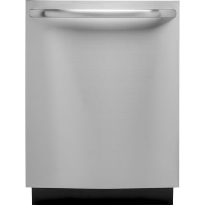 GE® ENERGY STAR® Built-In Dishwasher with Hidden Controls