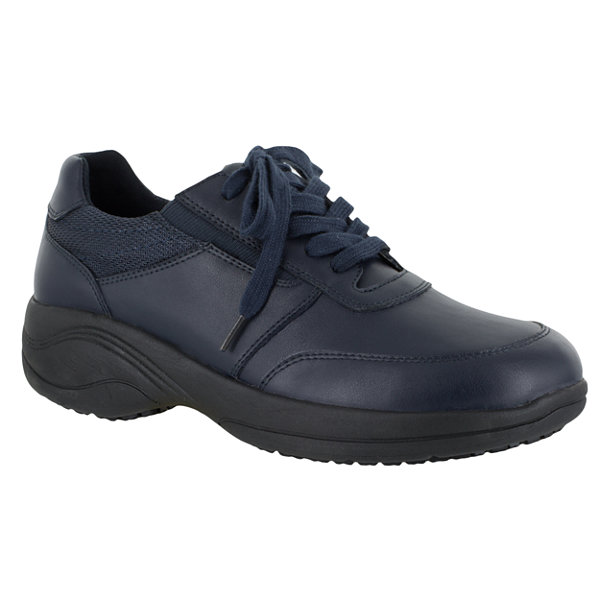 Easy Works By Easy Street Middy Womens Oxford Shoes
