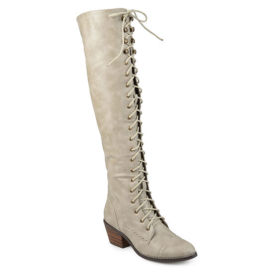 18a86720a22b Journee Collection Bazel Womens Over the Knee Boots JCPenney