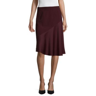 Worthington Asymmetrical Skirt - Tall