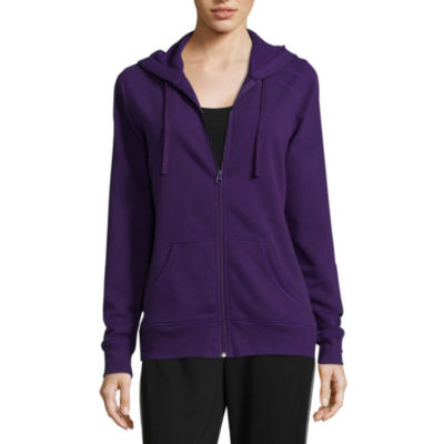 St. John's Bay Active Fleece Jacket - Tall