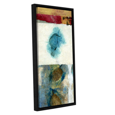 Brushstone Bird Nature Gallery Wrapped Floater-Framed Canvas Wall Art