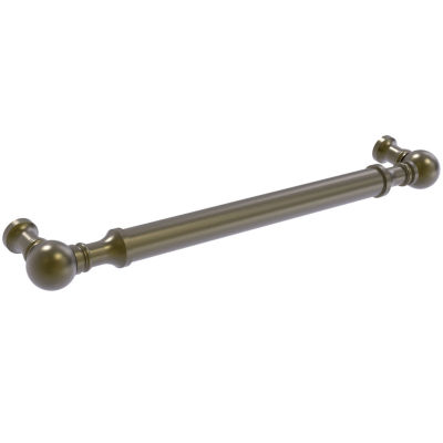 Allied Brass Waverly Place Collection 36 Inch Towel Bar With Integrated Hooks