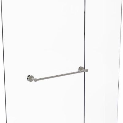 Allied Brass Waverly Place Collection 24 IN ShowerDoor Towel Bar