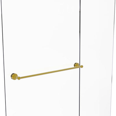 Allied Brass Waverly Place Collection 30 IN ShowerDoor Towel Bar