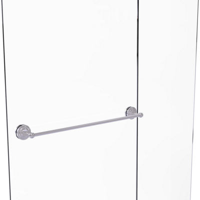 Allied Brass Que New Collection 30 IN Shower DoorTowel Bar