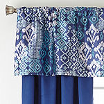 Eva Longoria Home Emilia Rod-Pocket Curtain Panel