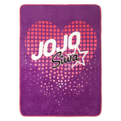 Nickelodeon Jojo Siwa Throw