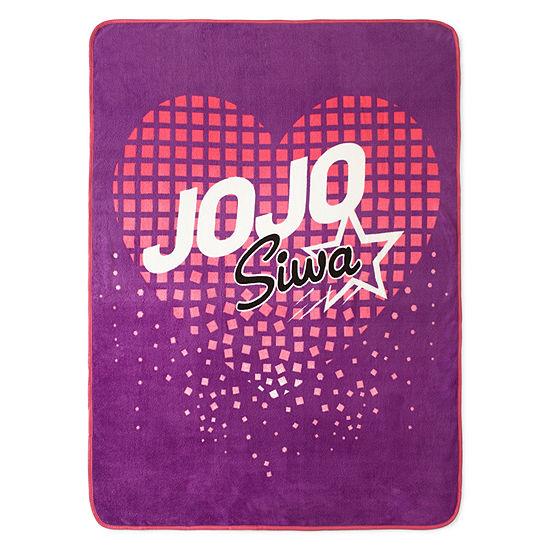 Jojo Siwa Throw