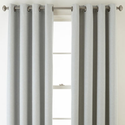 Sedona 100% Blackout Grommet-Top Curtain Panel