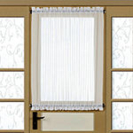 Sweet Home Collection Reverie Sheer Single Door Panel Curtain