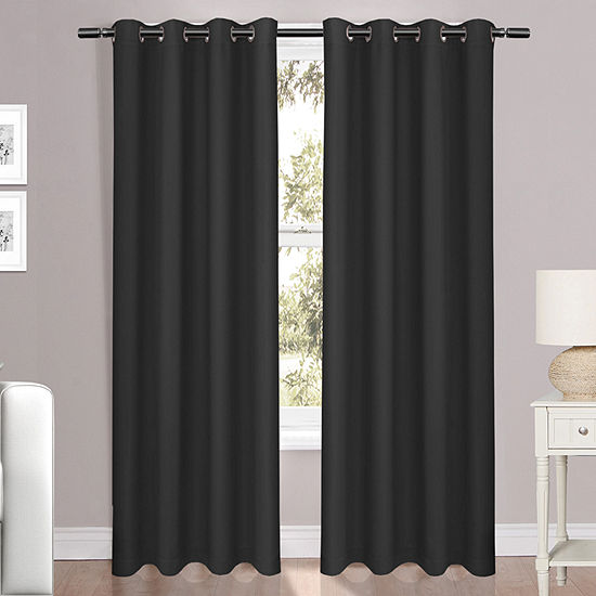 "Tessa Luxury Light Reducing Window Curtain Single Panel 54""x84"""