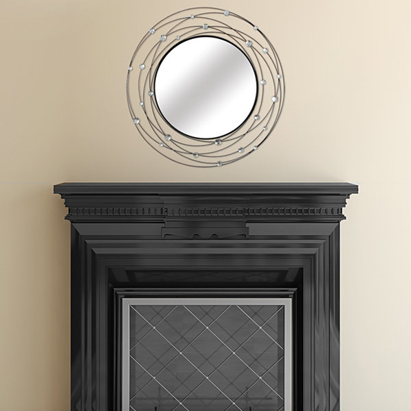 Nancy Acyrlic Mirror Wall Mirror