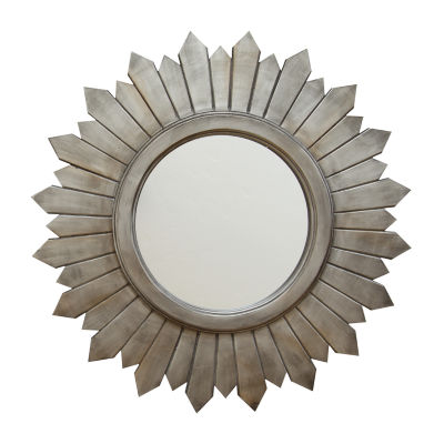 Madilyn Wood Mirror Wall Mirror