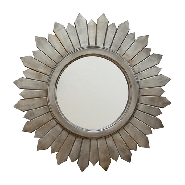 Madilyn Wood Wall Mirror