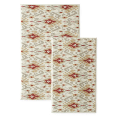 Home Expressions Ikat 2 Piece
