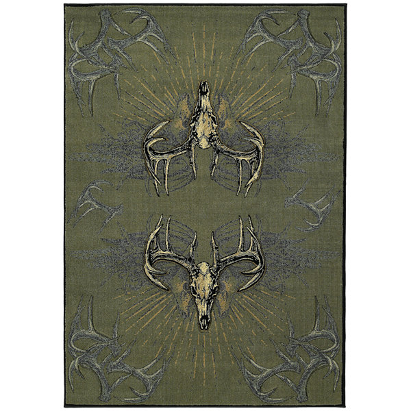 United Weavers Contours/DCBW Collection Legend Killers Rectangular Rug