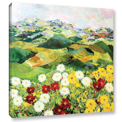 Brushstone Bewitching Twilight Gallery Wrapped Canvas Wall Art