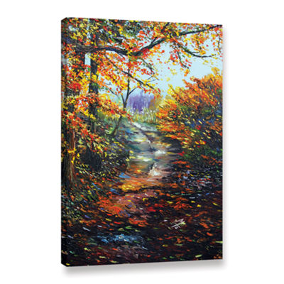 Brushstone Beyond Measure Gallery Wrapped Canvas Wall Art