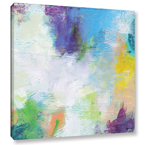 Brushstone Beyond the Line 2 Gallery Wrapped Canvas Wall Art