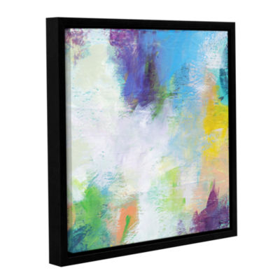 Brushstone Beyond the Line 2 Gallery Wrapped Floater-Framed Canvas Wall Art