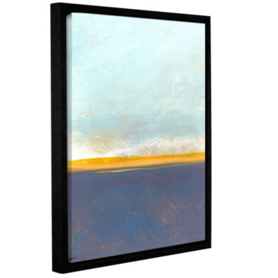Big Sky Country I Floater-Framed Gallery Wrapped Canvas