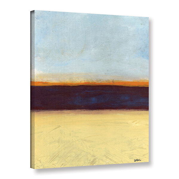 Brushstone Big Sky Country II Gallery Wrapped Canvas Wall Art - Rocky Mountain