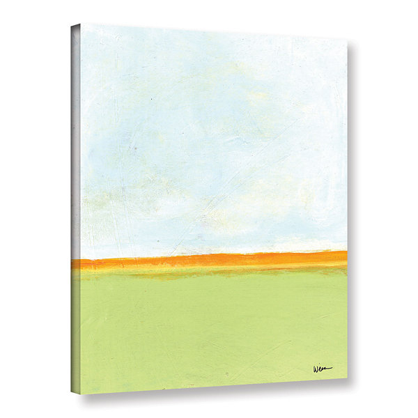 Brushstone Big Sky Country III Gallery Wrapped Canvas Wall Art - Rocky Mountain