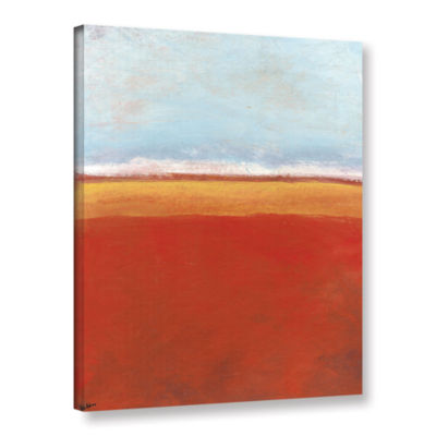 Brushstone Big Sky Country IV Gallery Wrapped Canvas Wall Art