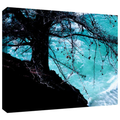 Brushstone Big Sur Coast Gallery Wrapped Canvas Wall Art
