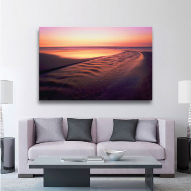 Brushstone Back to the Sea Gallery Wrapped CanvasWall Art