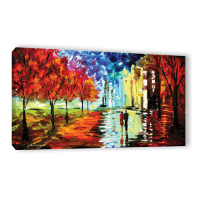 Brushstone Beauty Gallery Wrapped Canvas Wall Art